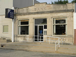 Lostant, Illinois branch of Illini State Bank address, phone numbers, hours and map directions